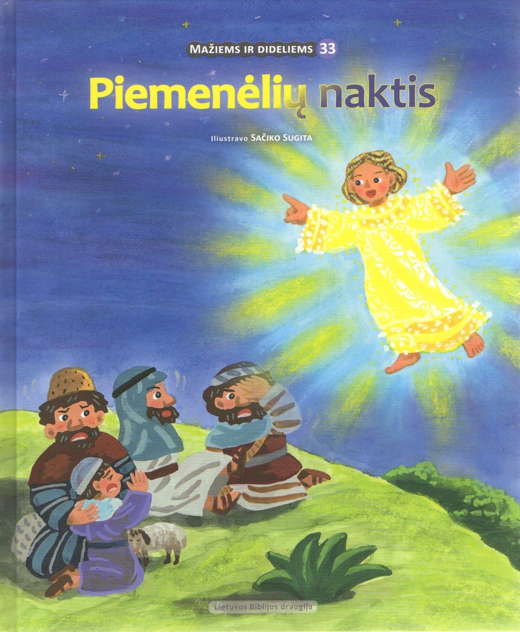 Piemenėlių naktis - Biblijos draugija