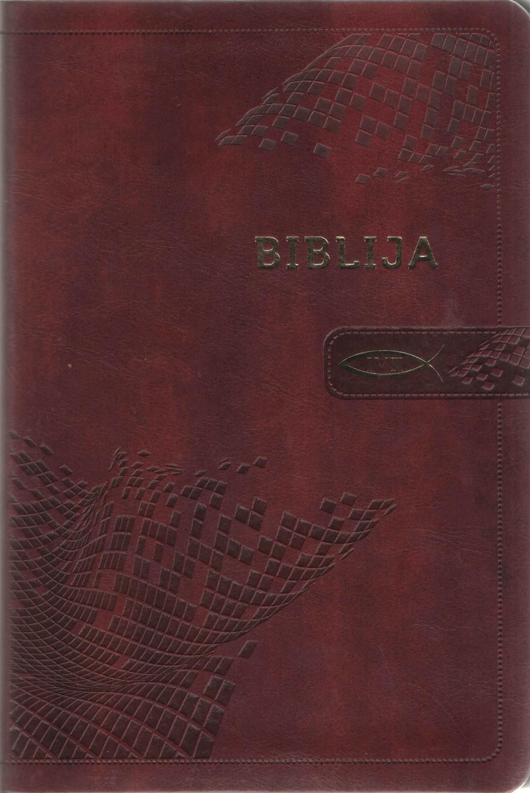 Biblija ek. 075DCTI lanksti 2016 (Large) - Biblijos draugija ef8a49fa4e