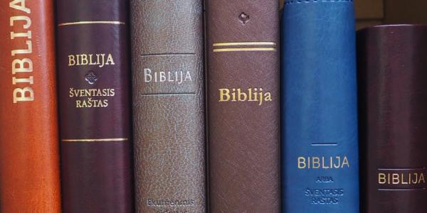 Biblija internetiniame knygyne
