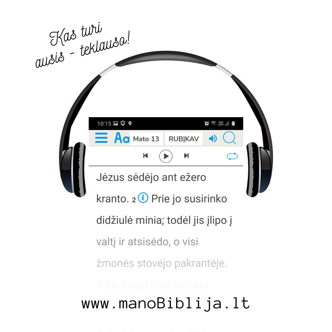 Audio Biblija